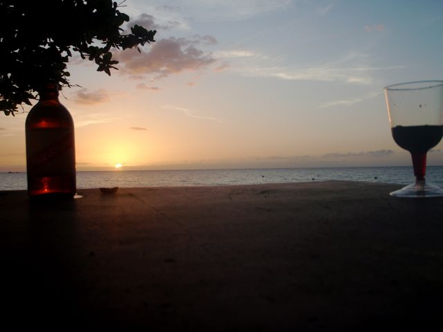 Name:  beer and wine at sunset mariners.jpg