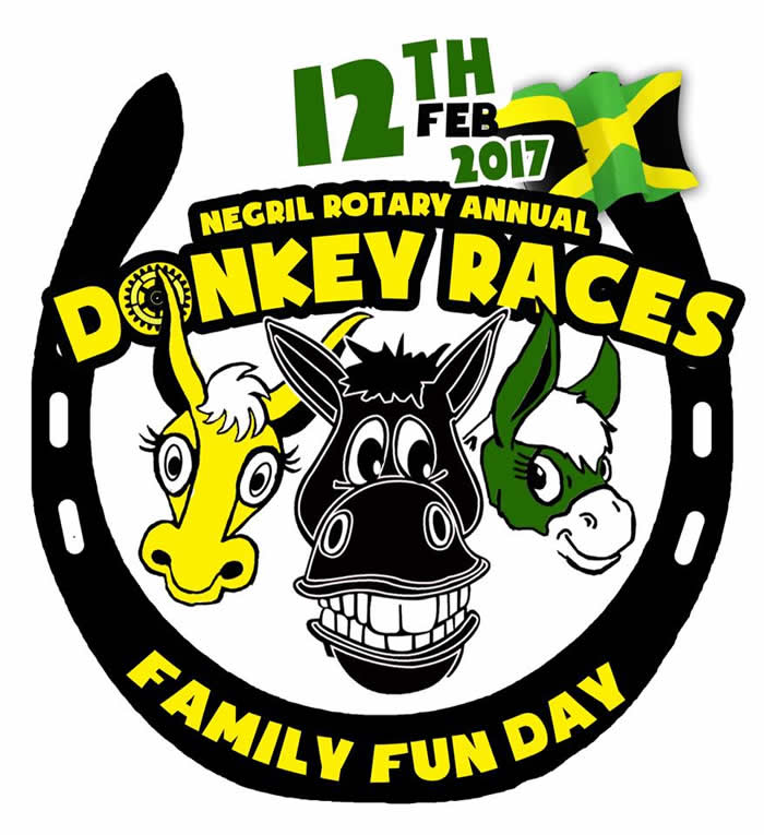 Donkey Racces 2017  in Negril Jamaica