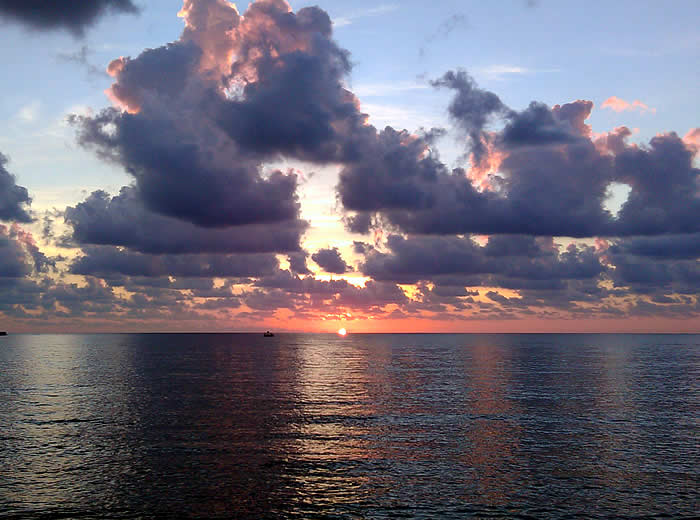 A Negril Sunset in Negril Jamaica
