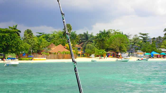 Negril jamaica vacations restaurants for Deep sea fishing jamaica