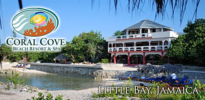Coral Cove in Little Bay in Negril Jamaica