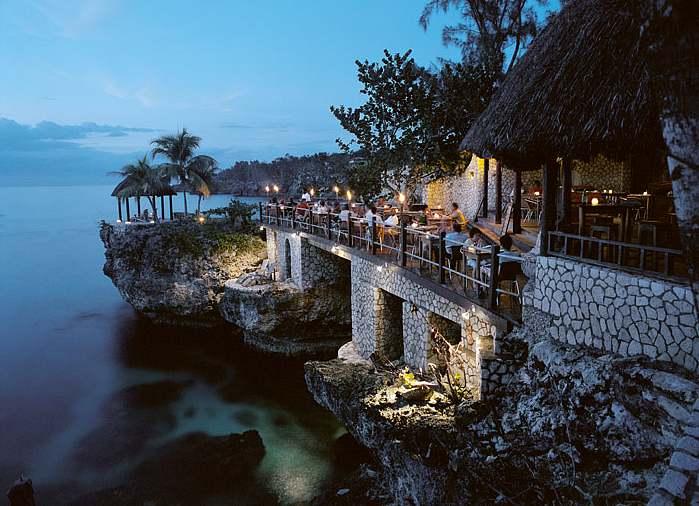 Rockhouse Restaurant In Negril Jamaica